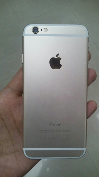 Used Iphone 6 32gig gold for spare parts only in Dubai, UAE