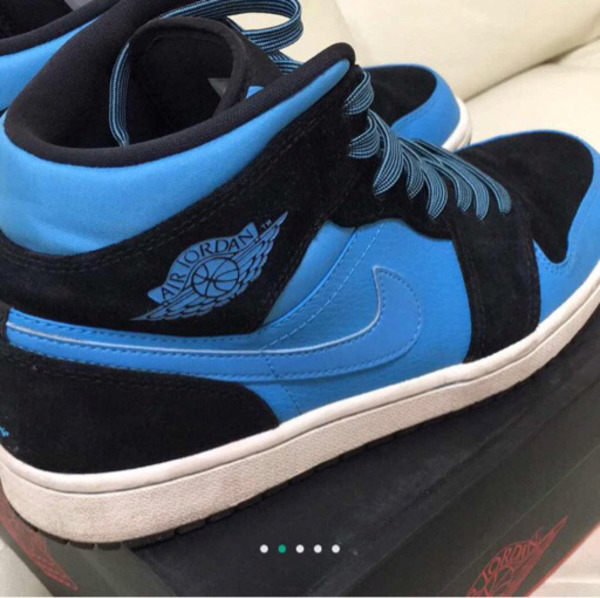 Used Air jordan 1 for male in Dubai, UAE