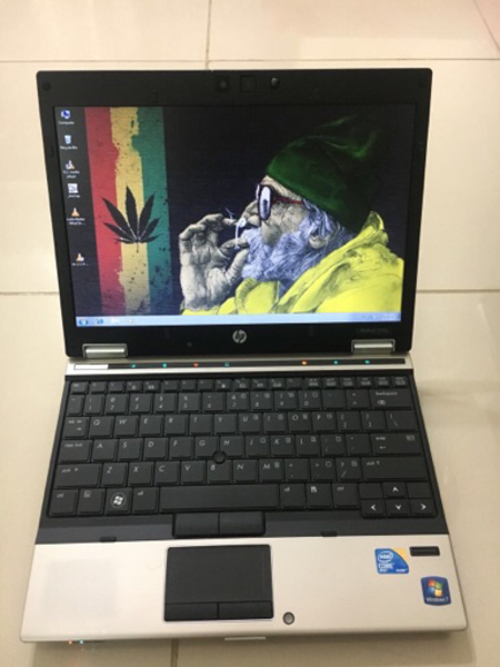 Used Hp Core i5-2540p Elitebook Metal Body in Dubai, UAE