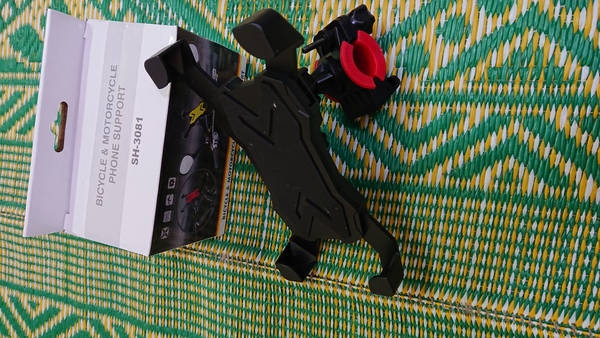Used Mobile phone holder for bike cycle and a in Dubai, UAE