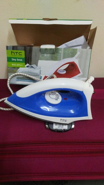 Used HTC Dry iRon With Box, Normal Used. in Dubai, UAE
