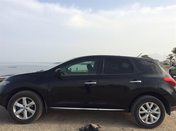 Used Murano 2009 4X4, Very Neat And clean With Black Leather Interior, New Tires.  in Dubai, UAE