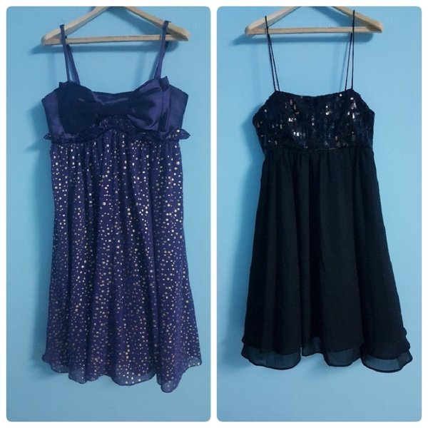 Used Combo Party Wear dress Size S With Tag in Dubai, UAE