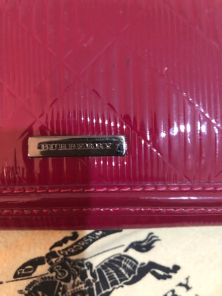 Used Burberry wallet in excellent condition  in Dubai, UAE
