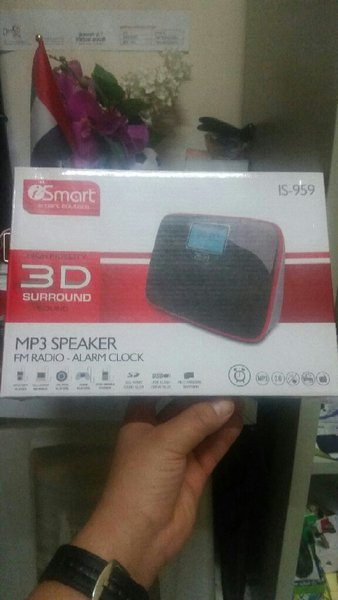 Used MP3 Player, Led Screen With Box in Dubai, UAE