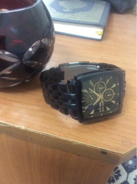 Used Police Men Watch in Dubai, UAE