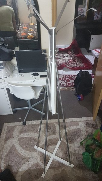 Used Antique clothes stand for room in Dubai, UAE