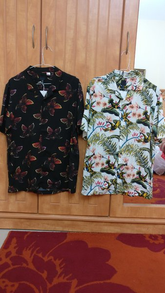 Used H&M floral shirts in Dubai, UAE