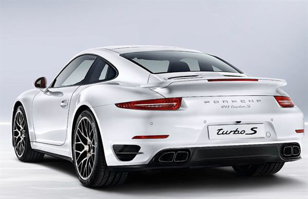 Used Porsche 911 Turbo s  in Dubai, UAE