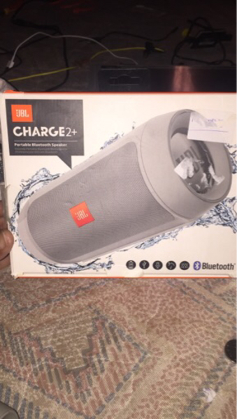 Used JBL CHARGE2+ original portable Bluetooth in Dubai, UAE
