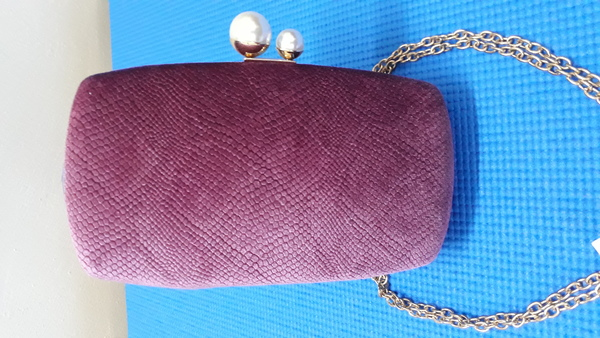 Used BRAND NEW MAX PARTY CLUTCH .HIGH QUALITY in Dubai, UAE