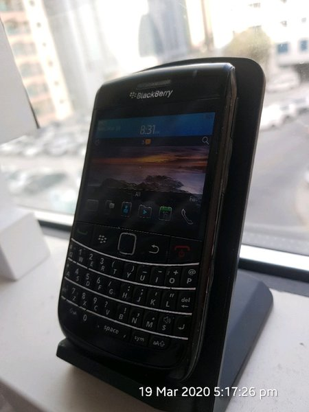 Used BlackBerry bold in Dubai, UAE