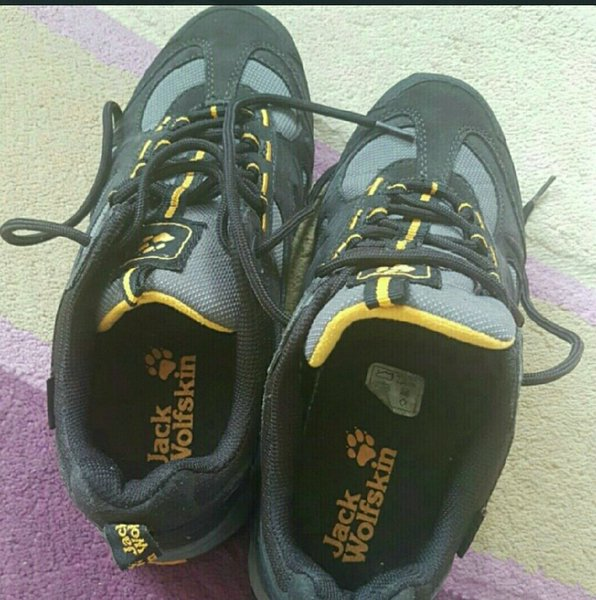 Used Original Jack Wolfskin Sport Shoes in Dubai, UAE