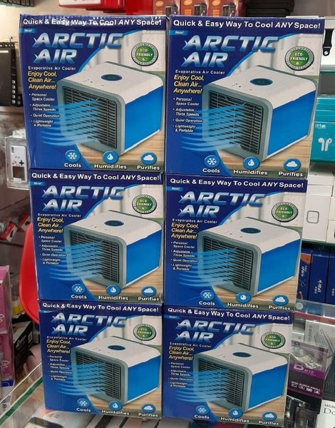 Used NEW PORTABLE AIR COOLER 1DAY OFFER in Dubai, UAE