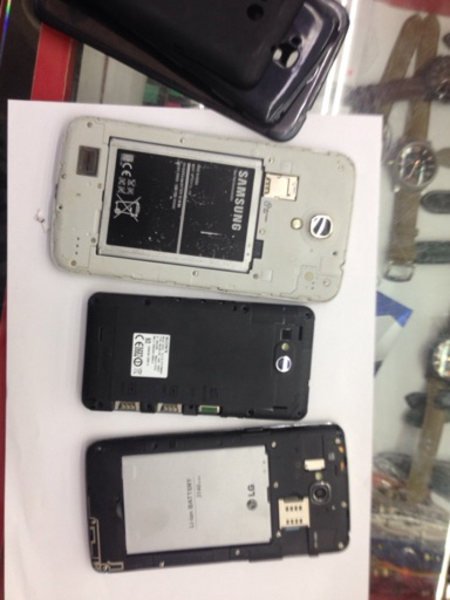 Used Samsung mega -lg- Sony in Dubai, UAE