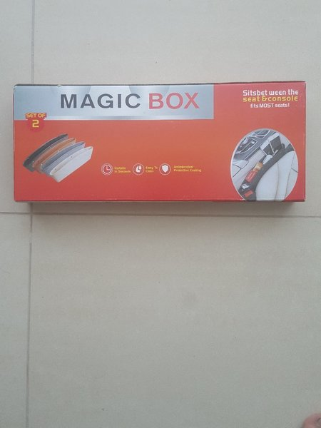 Used Magic box in Dubai, UAE