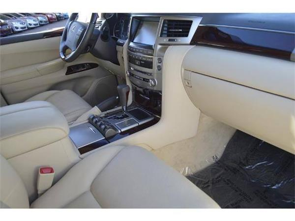 2015 Lexus LX 570 Gulf Specifications