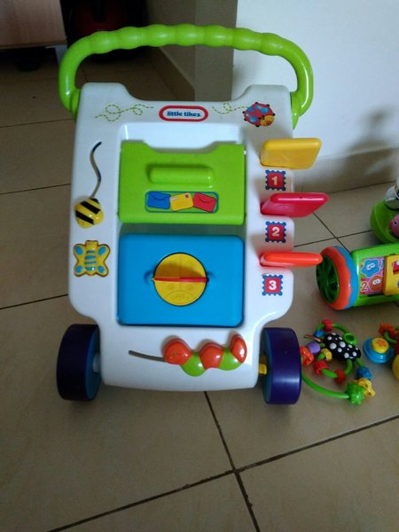 Used Toys. Price reduced!!!  in Dubai, UAE