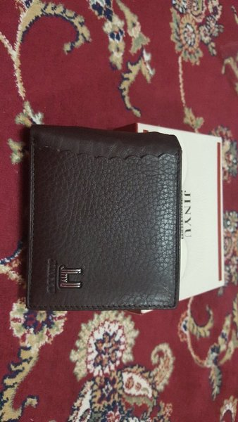 Used Brand new wallet for him with cards hold in Dubai, UAE