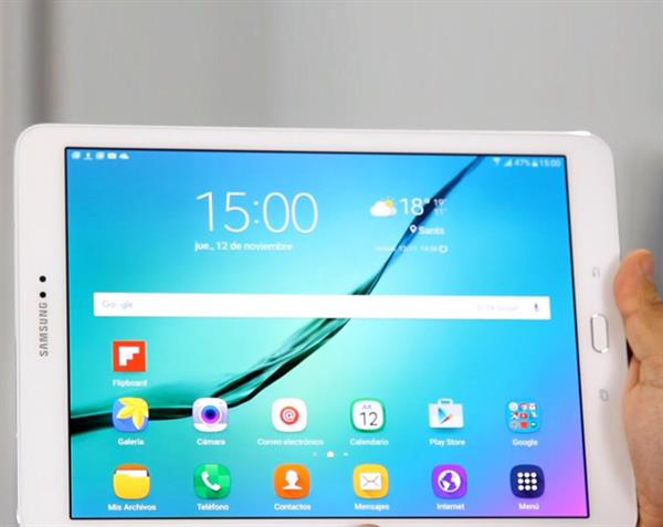 Used Samsung S-2 Tablet 9.7  Buy From India Condition New  in Dubai, UAE