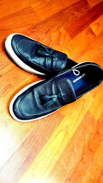 Used Leather Loafers Size 43 in Dubai, UAE