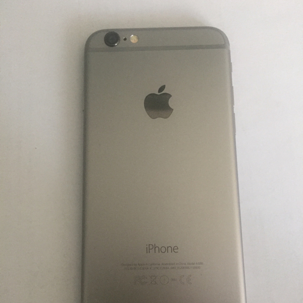 Used iphone6 16gb  grey . facetime   in Dubai, UAE