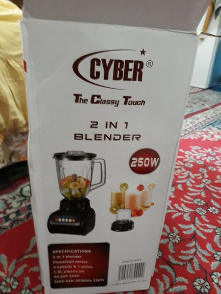 Used I am selling blender in Dubai, UAE