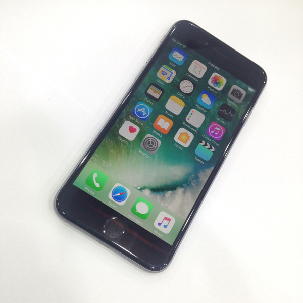 reputable site 10913 1db6f iPhone 6 Black 16GB (used), p244106 - Melltoo.com
