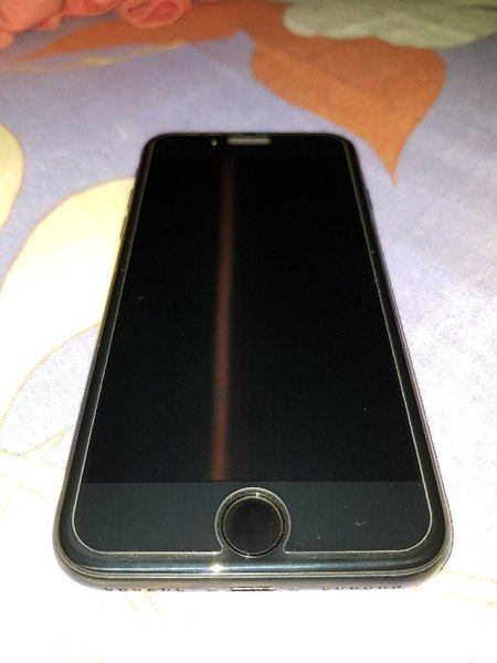 Used IPHONE 7 64GB BLACK (ORIGINAL) BOX PIECE in Dubai, UAE
