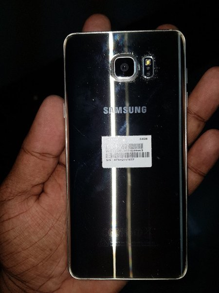 Used NOTE 5 64GB GOLD ANDROID 7 in Dubai, UAE