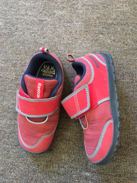 Used Kids Reebok shoes EU26 in Dubai, UAE