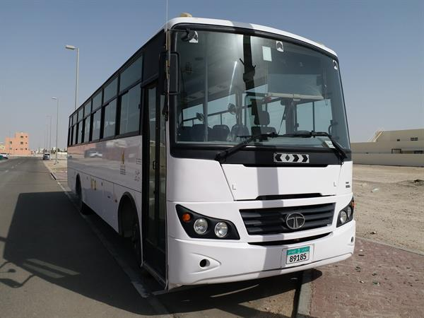 bus for sell 2014 tata A/C