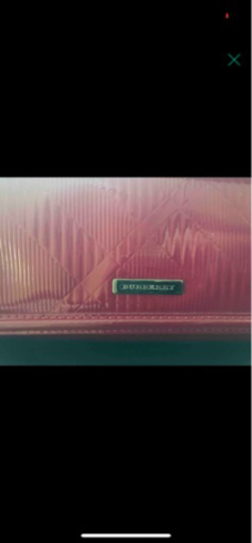 Used Authentic long wallet Burberry  in Dubai, UAE