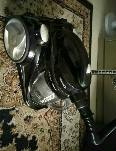 Used Kenwood vaccum cleaner with warrenty in Dubai, UAE