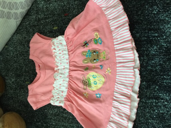 Used Brand new clothes for baby girl in Dubai, UAE