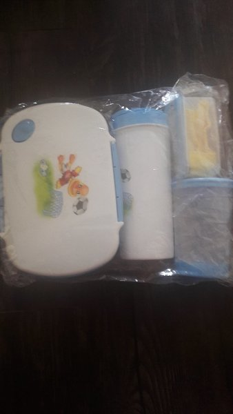 Used Lunchbox set new in Dubai, UAE