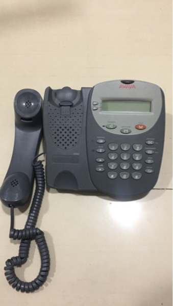 Used Home / office phone Avaya in Dubai, UAE