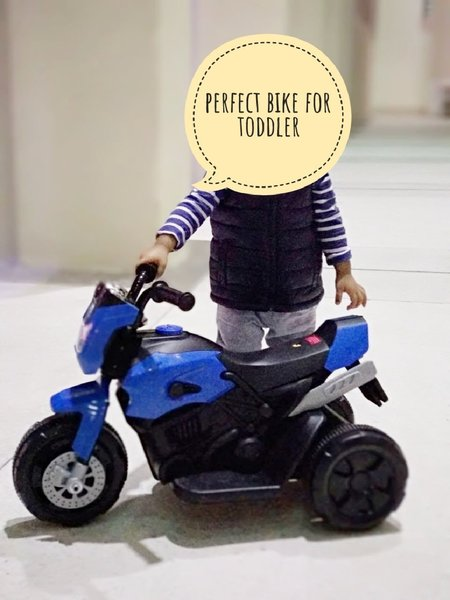 Used Rechargeable bike and tricycle for kids in Dubai, UAE
