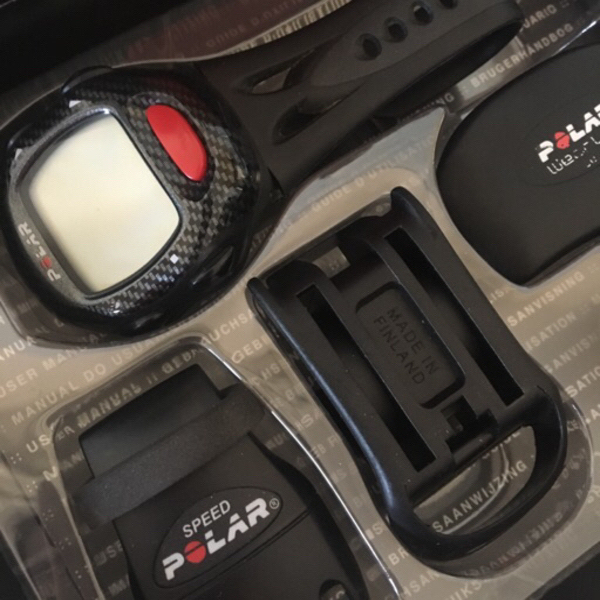 Used Polar S725 Heart rate monitor in Dubai, UAE
