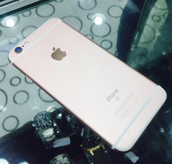 Iphone 6S 128GB Rose Gold (No Scratches)
