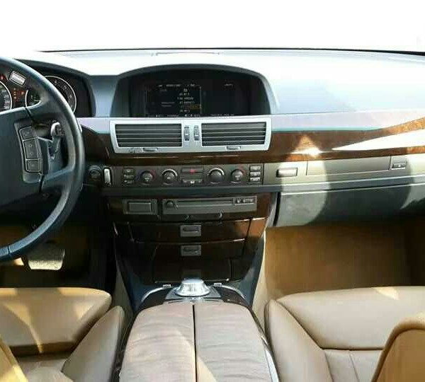 Used BMW 745 I - V8 - 2003 Model - Low 66000Kms in Dubai, UAE