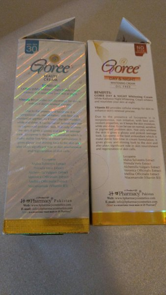 Used Original goree cream from Pakistan in Dubai, UAE