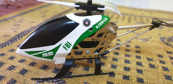 Used SJ GYRO POLICE - 3.5 CHANNEL Helicopter in Dubai, UAE