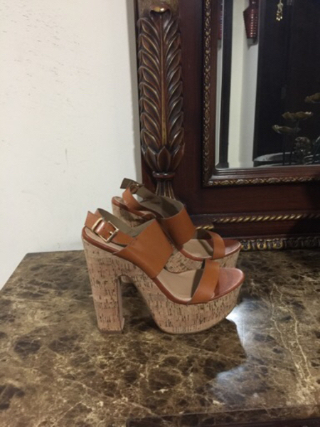 Used Wedges shoes new in Dubai, UAE