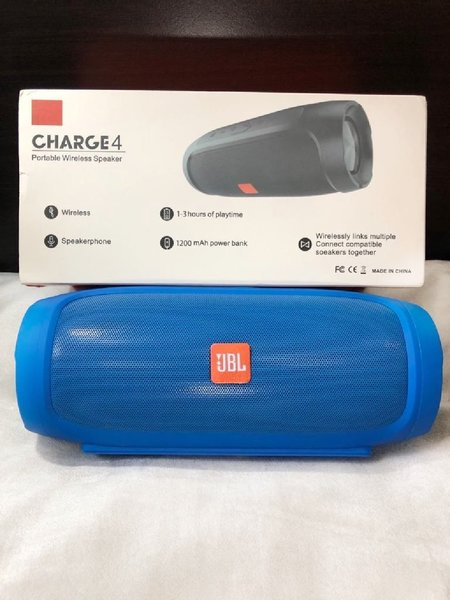 Used NEW JBL~ CHARGE4 SPEAKER in Dubai, UAE