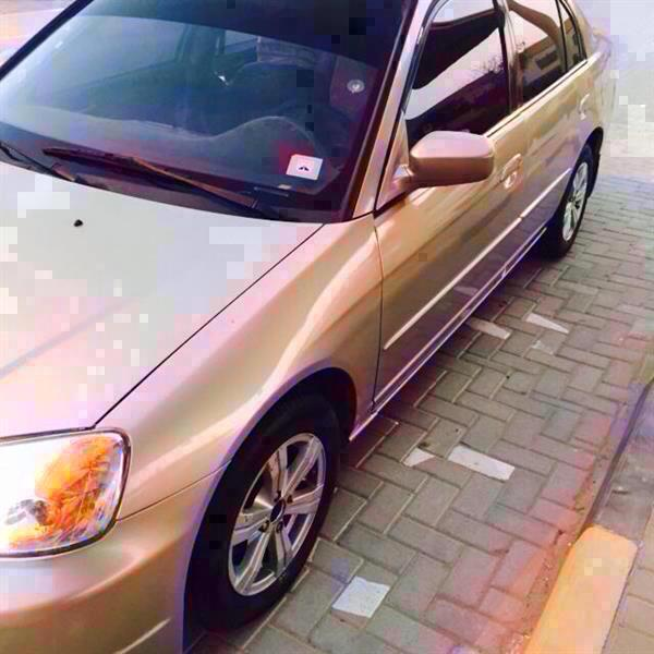 Used 2001 Honda Civic With No Issues. Just Pay  in Dubai, UAE