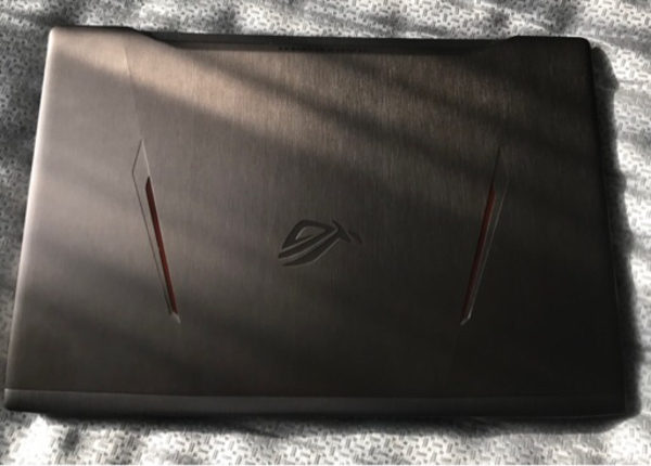 Used Asus limited edition gaming laptop in Dubai, UAE
