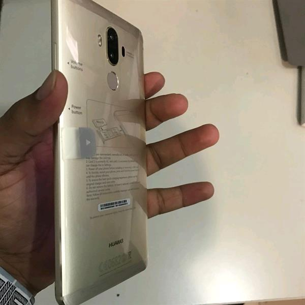 Huawei Mate 9, 64gb Gold Color