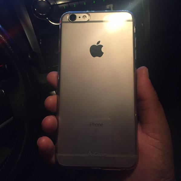 Used iPhone 6s Plus Used But In Very Good Condition No Fault No Scratches With Box And Headphone Plus Used Charger Original   in Dubai, UAE