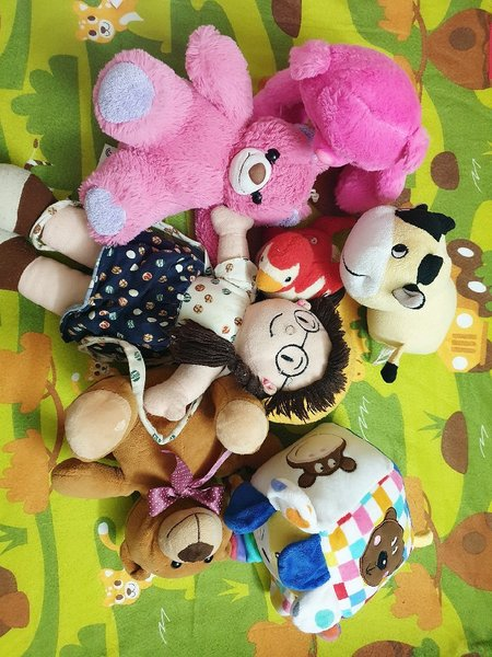 Used Soft toys(prelove) in Dubai, UAE